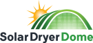 solar dryer dome logo