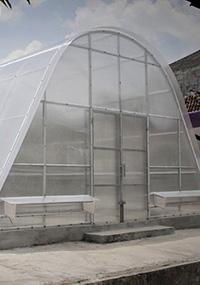 solar dryer dome pengeringan makanan dengan sinar matahari