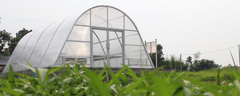solar dryer dome sdd teknologi pengeringan