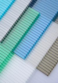 atap transparan solarlite polycarbonate seng plastik