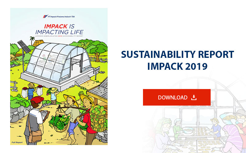 sustainability report impack 2019 solar dryer dome