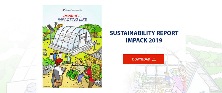 sustainability report impack 2019