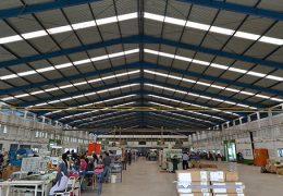 tips pilih atap fiber gelombang untuk gudang dan pabrik