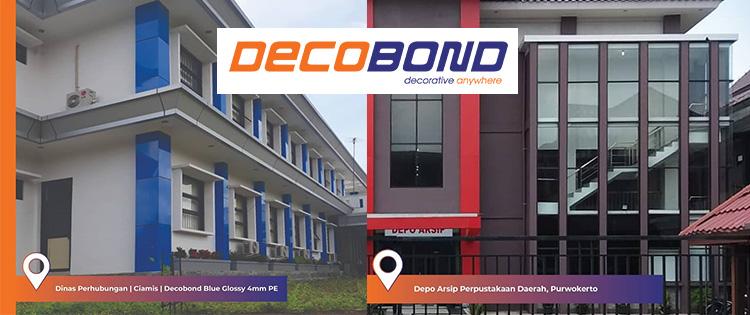 wall cladding acp decobond sebagai fasad bangunan