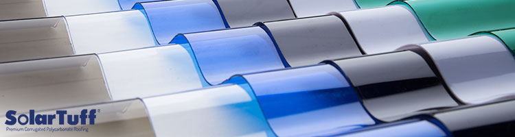 warna polycarbonate solartuff roma